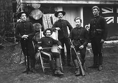 #North West Mounted Policemen, 1898 (717x504) #history #retro #vintage #dh #HistoryPorn http://ift.tt/2fpOVI4 (Histolines) Tags: histolines history timeline retro vinatage north west mounted policemen 1898 717x504 vintage dh historyporn httpifttt2fpovi4