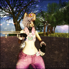 Patches 10th Rezday (Luminis Kanto) Tags: secondlife sl patchouli patches fracture rezday party