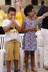 _DSC0360 (sjoaobatistarb) Tags: cerco de jeric igrejacatolica orao clamor batismo no espirito santo