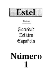Sociedad_Tolkien_Espanola_Revista_Estel_01_portada (Sociedad Tolkien Espaola (STE)) Tags: ste estel revista tolkien esdla lotr