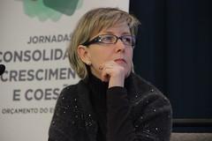 Maria Luís Albuquerque nas Jornadas Consolidação, Crescimento e Coesão no Porto