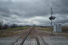 union pacific swastika 911 (It'sGreg) Tags: railroadcrossing swastika trumpeffect thursdaywalk utata:project=tw554