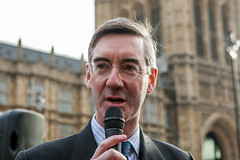 (sinister pictures) Tags: brexit feetinlondon protest eu europe westminster protesters the52 london england unitedkingdon gbr jacob reesmogg mp