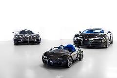 Father & Sob (AaronChungPhoto) Tags: bugatti editionmerveilleux veyron w16 minime handmade supercar car supersport hyoercar one1 onetoone koenigsegg china shanghai