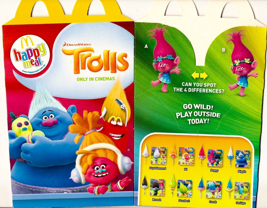Toys From Mcdonald S Happy Meals : The world s best photos of toys and trolls flickr hive mind