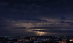 2016.12.03 - 183436 (NIKON D7200) [Amora] (Nuno F. C. Batista) Tags: clouds nuvens amora seixal portugal lusoskies lightning relâmpagos vendasnovas thunderstorm storm trovoada sky nikon d7200 nikond7200 sigma severeweather weather weatherfotography photography margemsul skies portuguese meteorology cumulonimbus vendas novas severe fotography margem sul