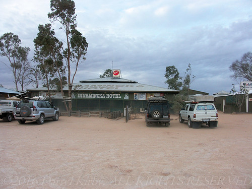 The Innamincka Hotel - SA.