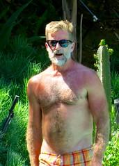 IMG_0027 (danimaniacs) Tags: friends shirtless man hot sexy guy beard muscle muscular hunk stud scruff mansolo