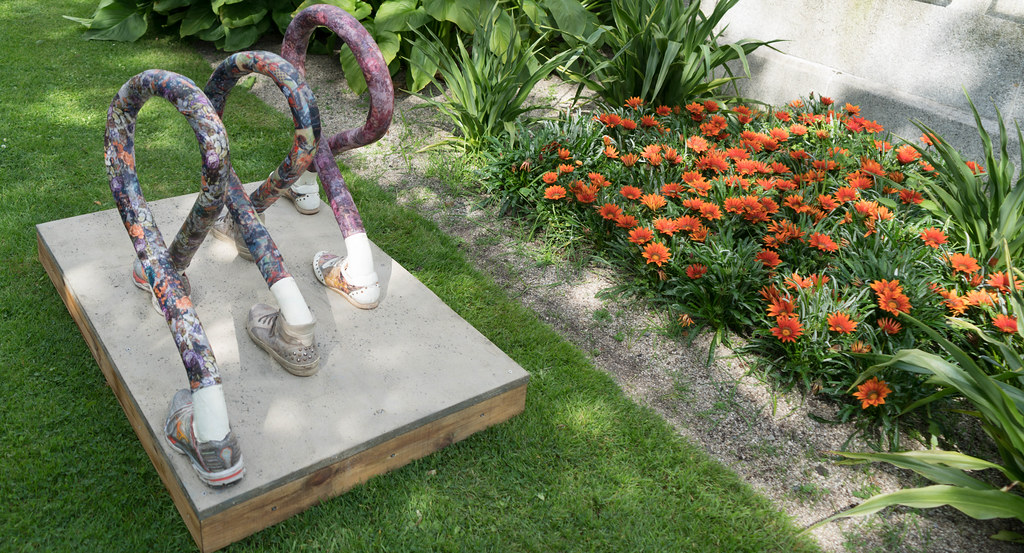 SCULPTURE IN CONTEXT 2015 AT THE NATIONAL BOTANIC GARDENS [UNOFFICIAL PREVIEW] REF-107334