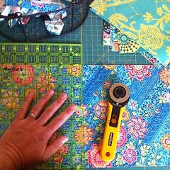 Aye-yie-yie!!  #ruralish #ruralishetsy #ruralishragquilts #fabric... (ruralish) Tags: fabric amybutler ragquilt modernfabric fabriclove etsian ilovefabric ragquilting ruralish larkfabric uploaded:by=flickstagram ruralishetsy ruralishragquilts instagram:photo=891470384430009547229433794