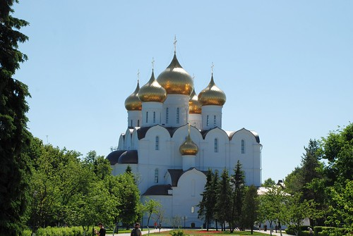 Assumption cathedral, Yaroslavl ©  Andrey