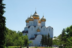 Assumption cathedral, Yaroslavl (akk_rus) Tags: city nikon europe cityscape russia cityscapes nikkor yaroslavl    d80 18135mm  nikond80 18135mmf3556g afsnikkor18135mm13556ged
