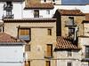 Cubismos en la La Iglesuela de Cid (Teruel). (Eugercios) Tags: españa art architecture spain arquitectura espanha europa europe arte teruel cubismo aragón viviendas aragão cubico laiglesueladelcid