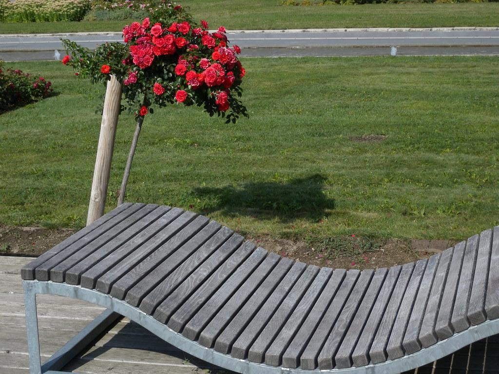 Liegebank Garten Cheap Strandkorb Poly Rattan Liegeinsel