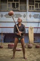 Akhara - Varanasi (carbajo.sergio) Tags: india art fight asia martial varanasi gym akhara kushti