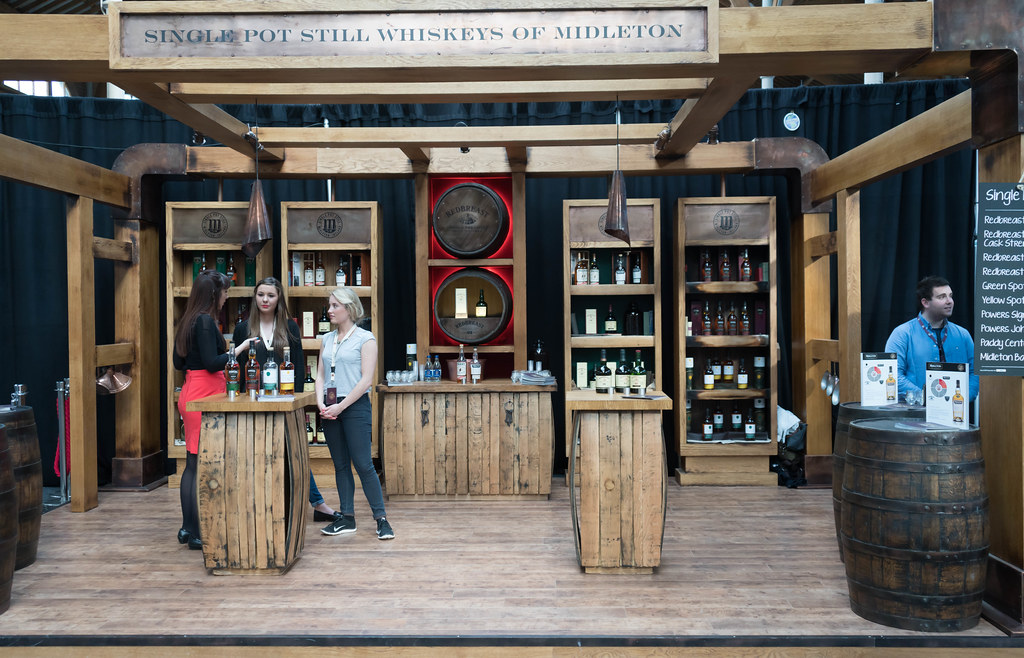 IRISH CRAFT BEER FESTIVAL IN THE RDS LAST WEEKEND IN AUGUST 2015 [Whiskeys Of Midleton] REF-107287
