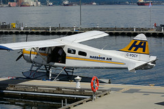 C-FOCY (Harbour Air) (Steelhead 2010) Tags: beaver harbourair seaplane floatplane dehavilland chx dhc2 dehavillandcanada creg cfocy