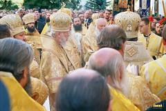 050. Consecration of the Dormition Cathedral. September 8, 2000 / Освящение Успенского собора. 8 сентября 2000 г