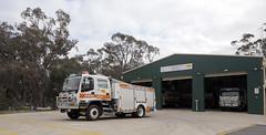 Eden Hills Pumper (adelaidefire) Tags: fire south country australian hills sem service eden sa isuzu cfs sacfs