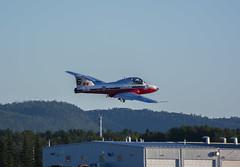 Snowbird No. 6 (Alothan) Tags: ontario canada plane military jet canadian airshow airforce thunderbay snowbirds tbay canadianforces