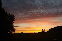 Sonnenaufgang in Kayl (p_jp55 (Jean-Paul)) Tags: panorama sunrise luxembourg sonnenaufgang luxemburg saarlorlux kayl leverdusoleil lëtzebuerg