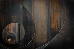 Rusty (Kathleen Van Hamme) Tags: rusty roest genk labyrint cmine gijsvanvaerenbergh