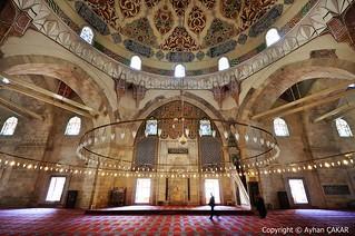 Edirne Üç Şerefeli Mosque