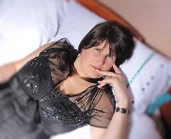 amateur Brunette wife milf