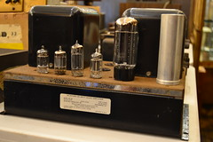 """MCINTOSH MC-30 TUBE MONO POWER AMPLIFIER. • <a style=""""font-size:0.8em;"""" href=""""http://www.flickr.com/photos/51721355@N02/21855605689/"""" target=""""_blank"""">View on Flickr</a>"""
