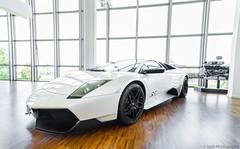 Lamborghini Murcielago LP670 SV. (JayRao) Tags: italy nikon april nikkor lamborghini sv emiliaromagna murcielago jayr 2015 d610 santagatabolognese 1424 museolamborghini