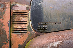 Chevy Truck (Doug V) Tags: tn tennessee columbia photowalk