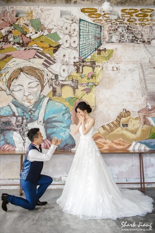 自助婚紗, 陽明山婚紗景點,婚紗推薦, Elitiana禮服,自主婚紗