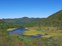 Kakumanbuchi (moor) at Mt. Akagi (elminium) Tags: sky mountain japan moor akagi gunma dmcg1
