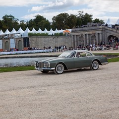 Facel Vega HK II (Pichot Thomas) Tags: hk france cars car sport canon french is photo d arts voiture ii 1750 28 500 tamron vega franais automobiles chantilly ancienne elegance 500d 2015 sportive rassemblement facel