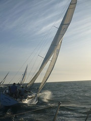 Airborn (Figgles1) Tags: club twilight sailing iii sail fremantle airborn fsc pipedream pipedreamiii fremantlesailingclub p1170022