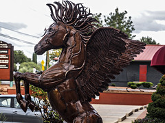 Horse with wings... (DRUified) Tags: arizona sculpture usa building art statue artgallery artistic faith sedona belief business atlantis gifts storefront spirituality spiritual giftshop metaphysics newage metaphysical sedonaarizona wingedhorse touristshop horsesculpture starseed horsewithwings spiritualplaces sedonaart spiritualcenter spiritualguidance atlantisgallery crystalstore spiritualtravel rebeccadru rebeccadruphotography misticooper spiritualalchemisttour atlantisstargateportal sedonabusiness metaphysicalgiftshop