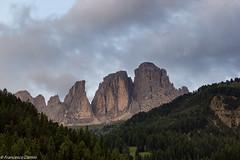 Soft light (cesco.pb) Tags: sunset italy mountains alps canon italia tramonto alpi montagna trentino dolomites dolomiti dolomiten valdifassa sassolungo campitellodifassa canoneos60d tamronsp1750mmf28xrdiiivcld