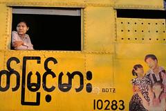 Yangon, Burma - 2000