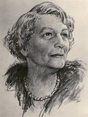 Emmeline Pethick Lawrence, c.1930s.