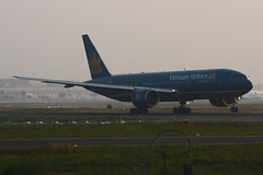 Vietnam Airlines Boeing 777-2Q8/ER VN-A150 (Kambui) Tags: airplane bay airplanes frankfurtammain aviones avions flugzeuge rheinmain  avies eddf my aeroplani kambui