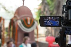 IMG_5389 (iskconmonk) Tags: festival prabhupada swami kartik prabhu brahmananda vrindavan iskcon swamiji sanyasi goshala iskconvrindavan