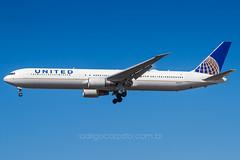 N66057 (rcspotting) Tags: united boeing airlines rodrigo gru 767400 avgeek n66057 sbgr cozzato gruairport rcspotting