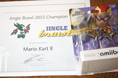 UWGB Jingle Brawl 2015
