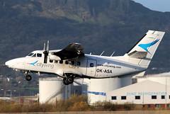 OK-ASA_01 (GH@BHD) Tags: aircraft aviation let airliner turboprop okasa cityjet bhd let410 l410 turbolet belfastcityairport vanaireurope