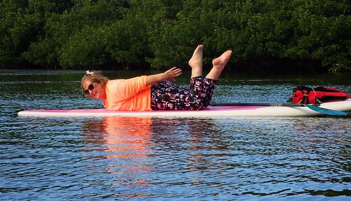 12_26_16 paddleboard Yoga Sarasota FL 08