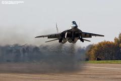 Polish Air Force Mig 29 (Nigel Blake, 12 MILLION...Yay! Many thanks!) Tags: force air poland polish 29 mig gurevich mikoyan 2015  fulcrum miskmazowiecki 29 nigelblake nigelblakephotography   29