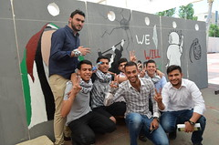 DSC_0054 (Al Ahliyya Amman University) Tags: university palestine president amman jo jordan memory land aau      ccbysa  ahliyya   balqa  alsaro