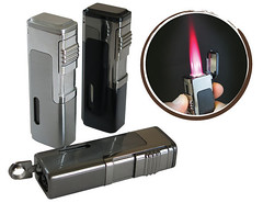 Quad Flame Lighter (vinbro.com) Tags: cigarette pipe cigar lighters lighter cohiba