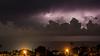Soirée Electrique - Basse-Terre - [Guadeloupe] (Thierry CHARDES) Tags: sigma1750mmf28 france antilles caraïbes caribbean basseterre orage éclairs