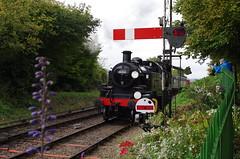 IMGP5578 (Steve Guess) Tags: ropley medstead fourmarks alton alresford hants hampshire england gb uk steam loco train railway locomotive lms tank 2mt 41312 british railways